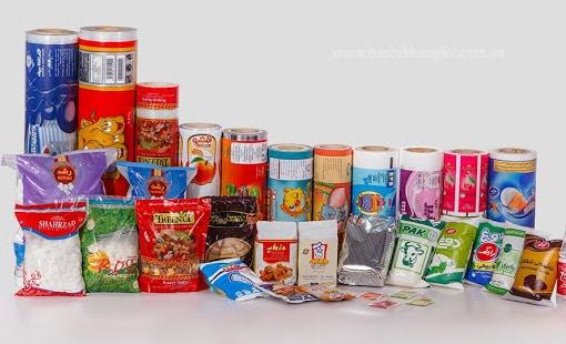 Bao bì nhựa là phương tiện tuyệt vời để tiếp thị sản phẩm