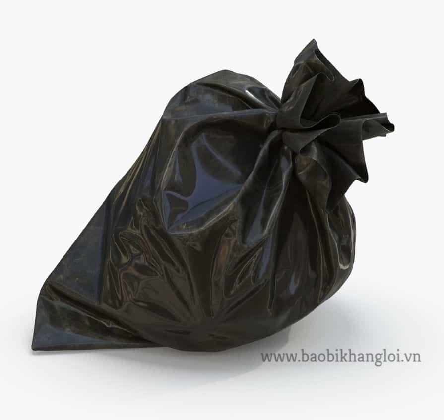 dù là ở bất cứ đâu, túi bóng đựng rác cũng là một vật dụng thiết yếu