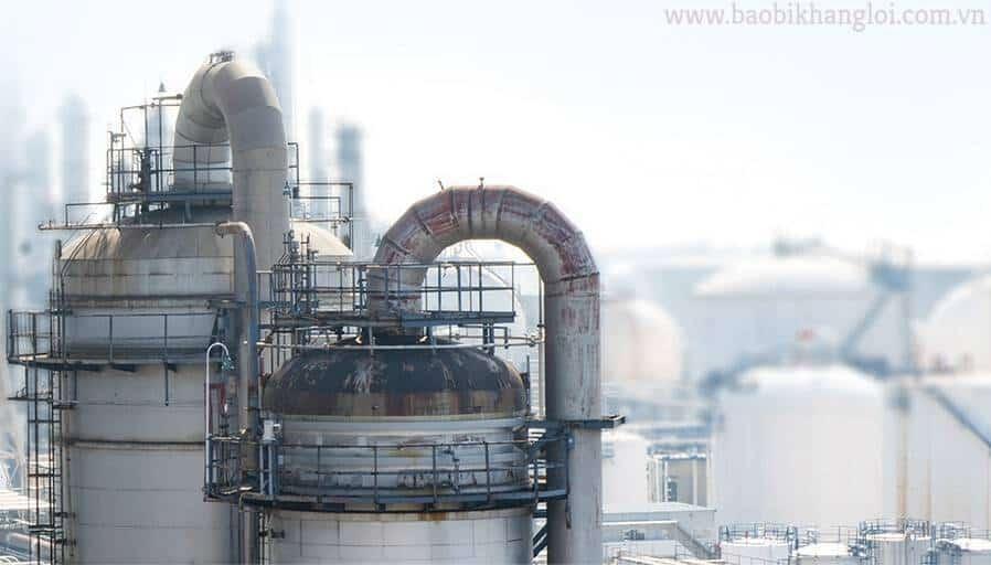Giá dầu mỏ có liên quan mật thiết đến giá nhựa