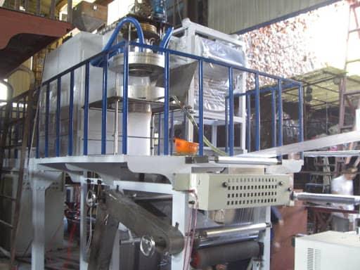 máy sản xuất túi nilon chất liệu PP