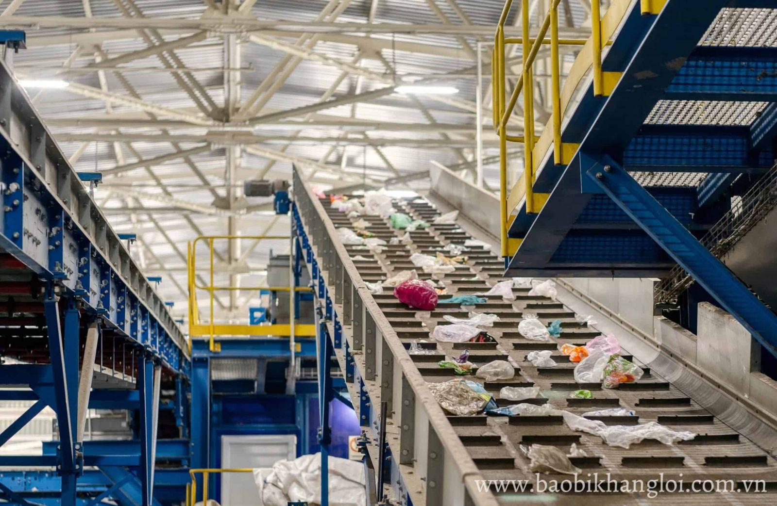 Tái chế được xem như phương thức tối ưu để xử lý rác thải nhựa