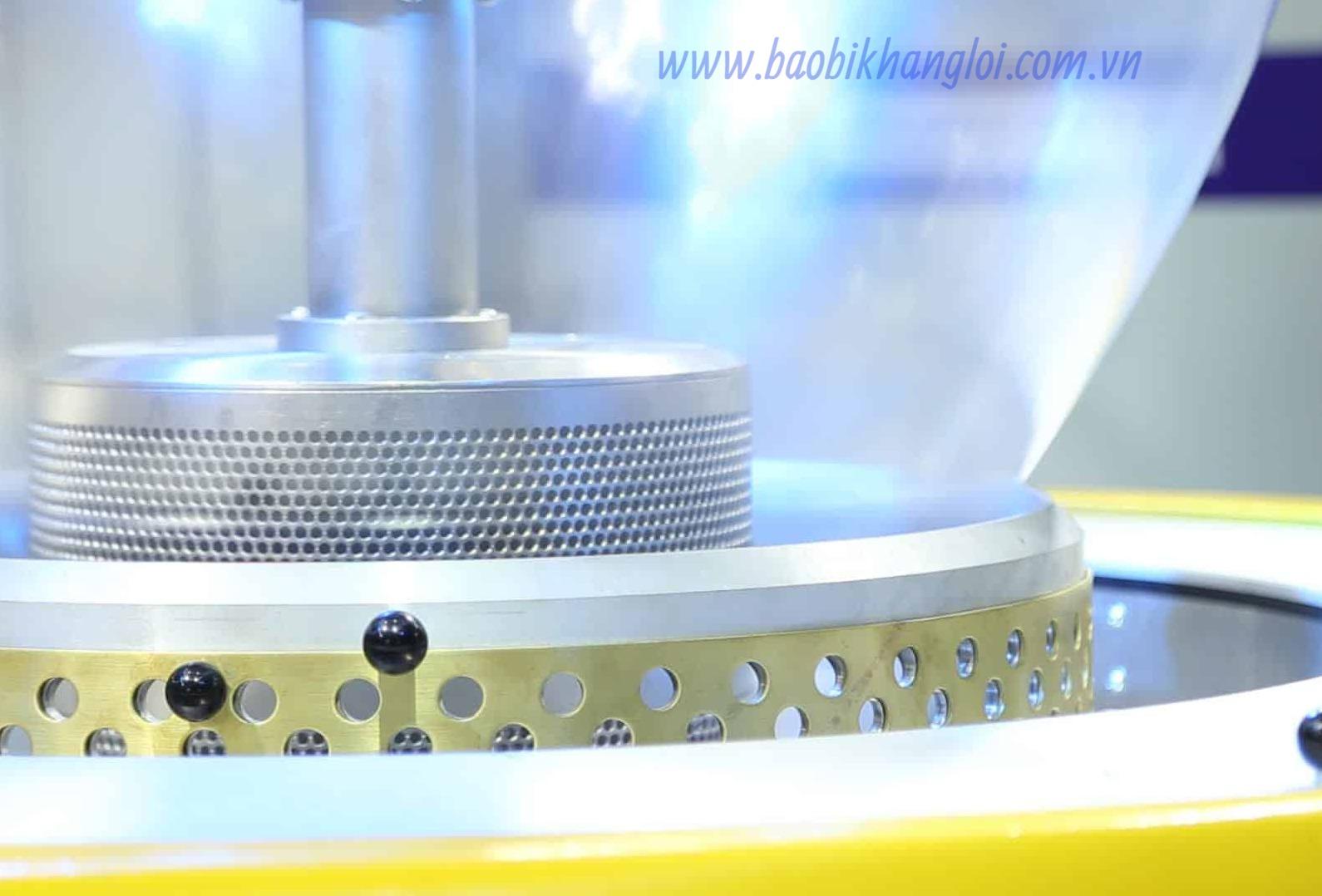 thanh ổn định trung tâm dùng để thổi túi HDPE