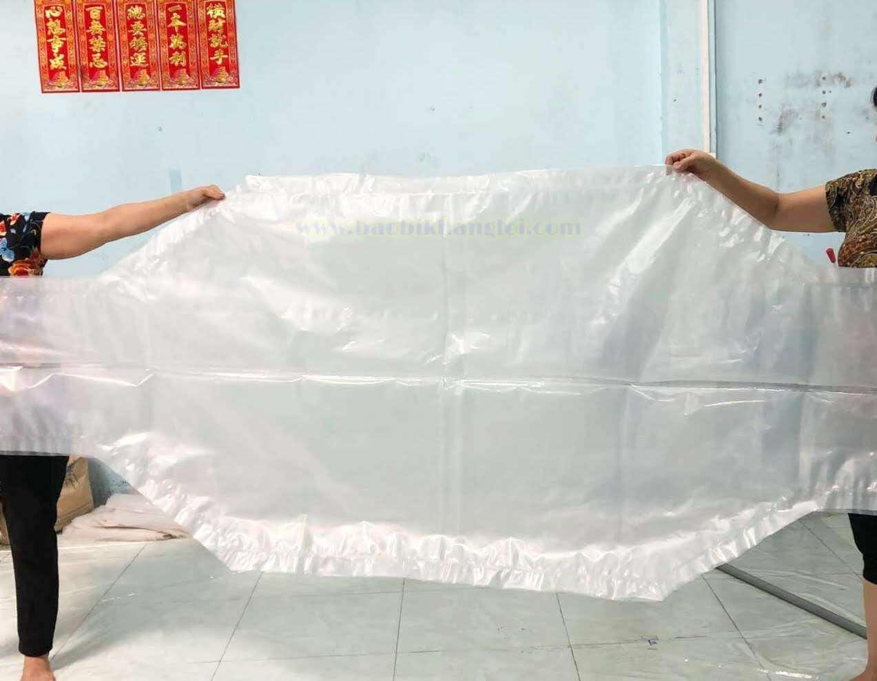 túi lồng trong bao jumbo ( liner jumbo )